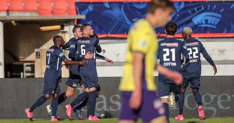 Τριάδα από τη Ligue 2 της Γαλλίας