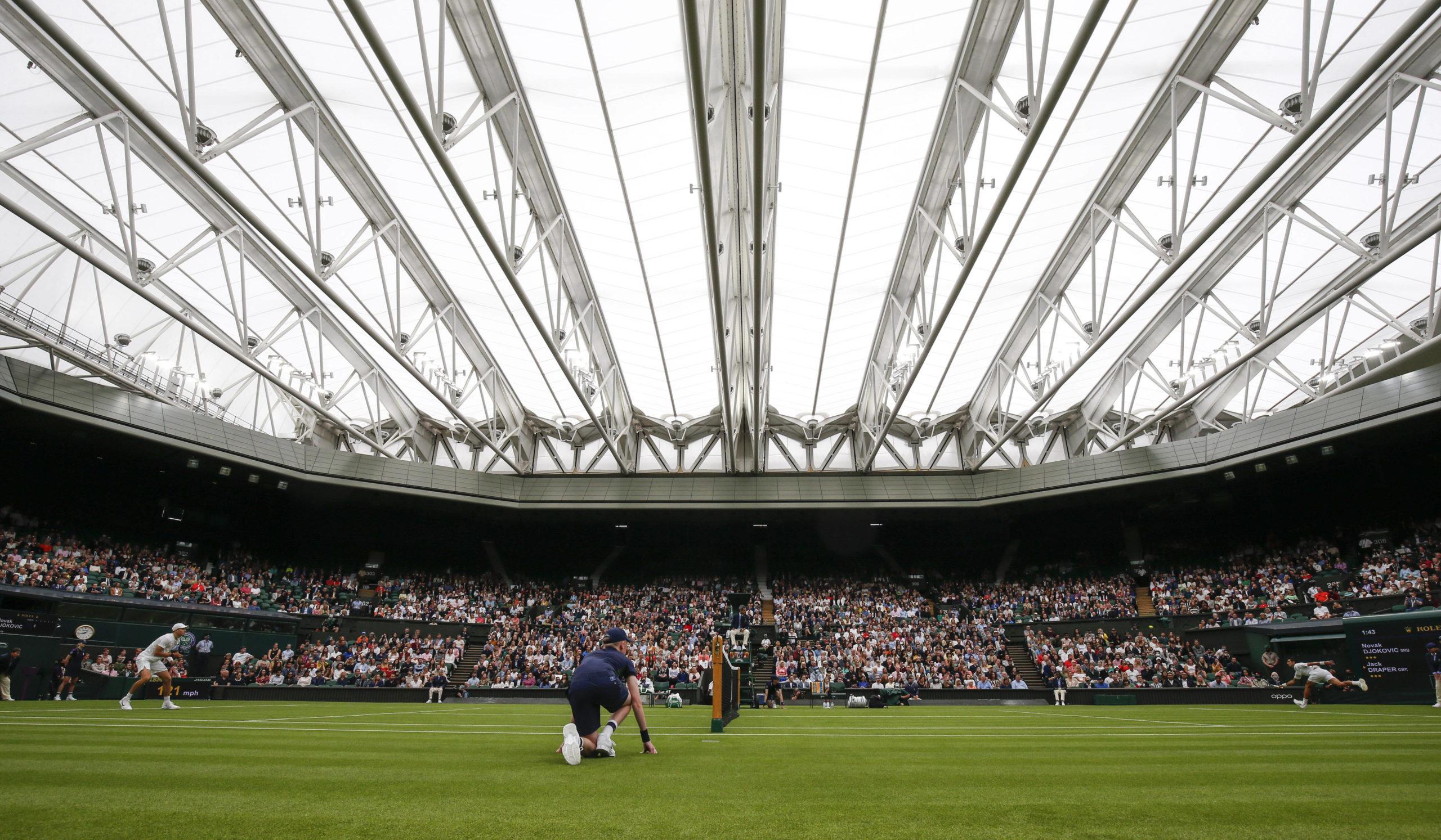 Wimbledon με ενισχυμένες αποδόσεις και ειδικά στοιχήματα