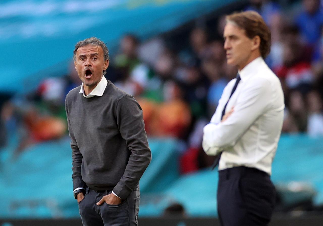 Ιταλία – Ισπανία ο πρώτος ημιτελικός του Nations League
